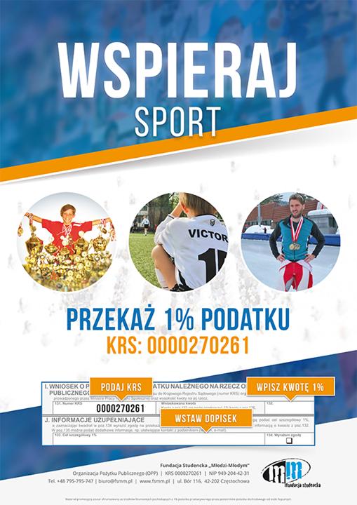 Wspieraj Sport Śląski Związek Bokserski 1%